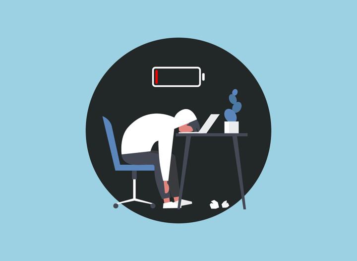 Tanda Terkena Burnout