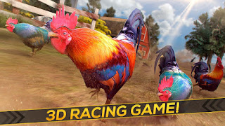 Wild Rooster Run v1.6.0 Mod APK Terbaru