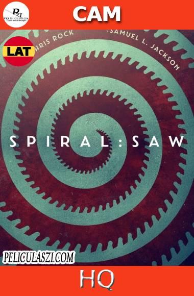 Espiral: El Juego del Miedo Continúa (2021) HQ CAM 1080p Latino