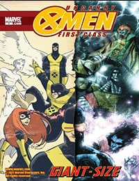 Uncanny X-Men: First Class Giant-Size Special