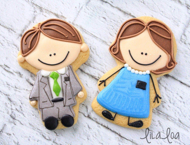 How to Make Decorated Sugar Cookies for Elder Missionaries ~Tutorial