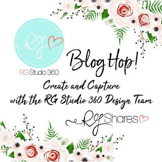 RG Studio Blog Hop - Giveaways and Freebies!