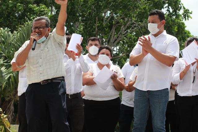 Recibe Christian Carrillo Baeza constancia de mayoría