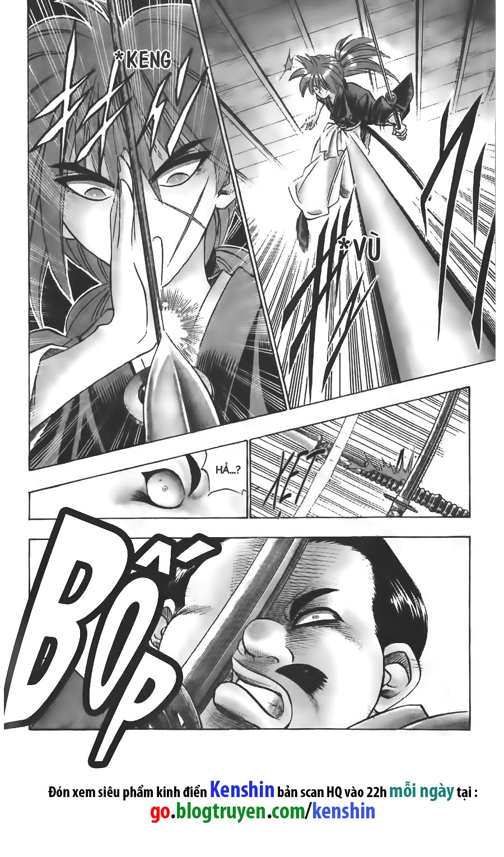 Rurouni Kenshin chap 39 trang 10