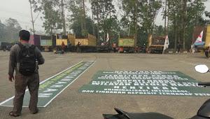 Bakal Gelar Aksi di Kantor Bupati dan DPRD Tebo, Ratusan Petani Berkumpul di Masjid Pal 12