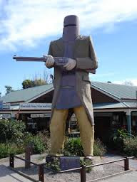 Ned Kelly iddle