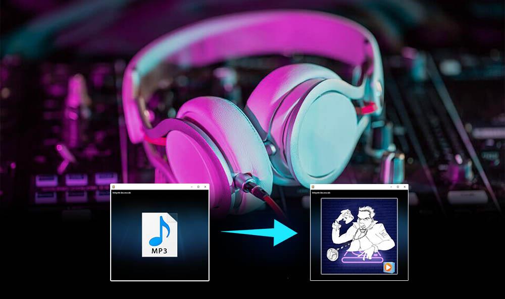 poner imágenes o carátulas a tus archivos MP3