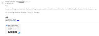 Berapa tarif job review blogger