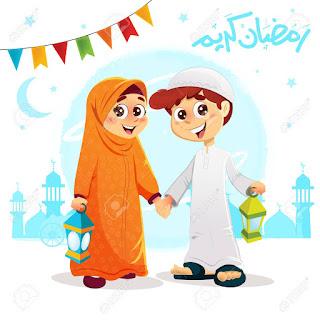 Ramadan DP 2021 for Girls