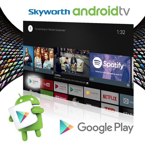 skyworth smart tv apps download