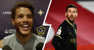 Ex Barca player Jonathan dos Santos: It would be incredible to have him in MLS