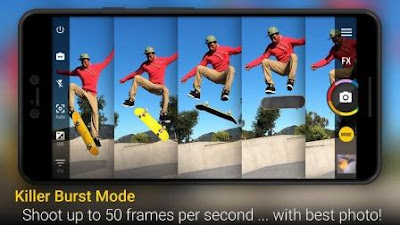 camera zoom fx aplikasi kamera android terbaik