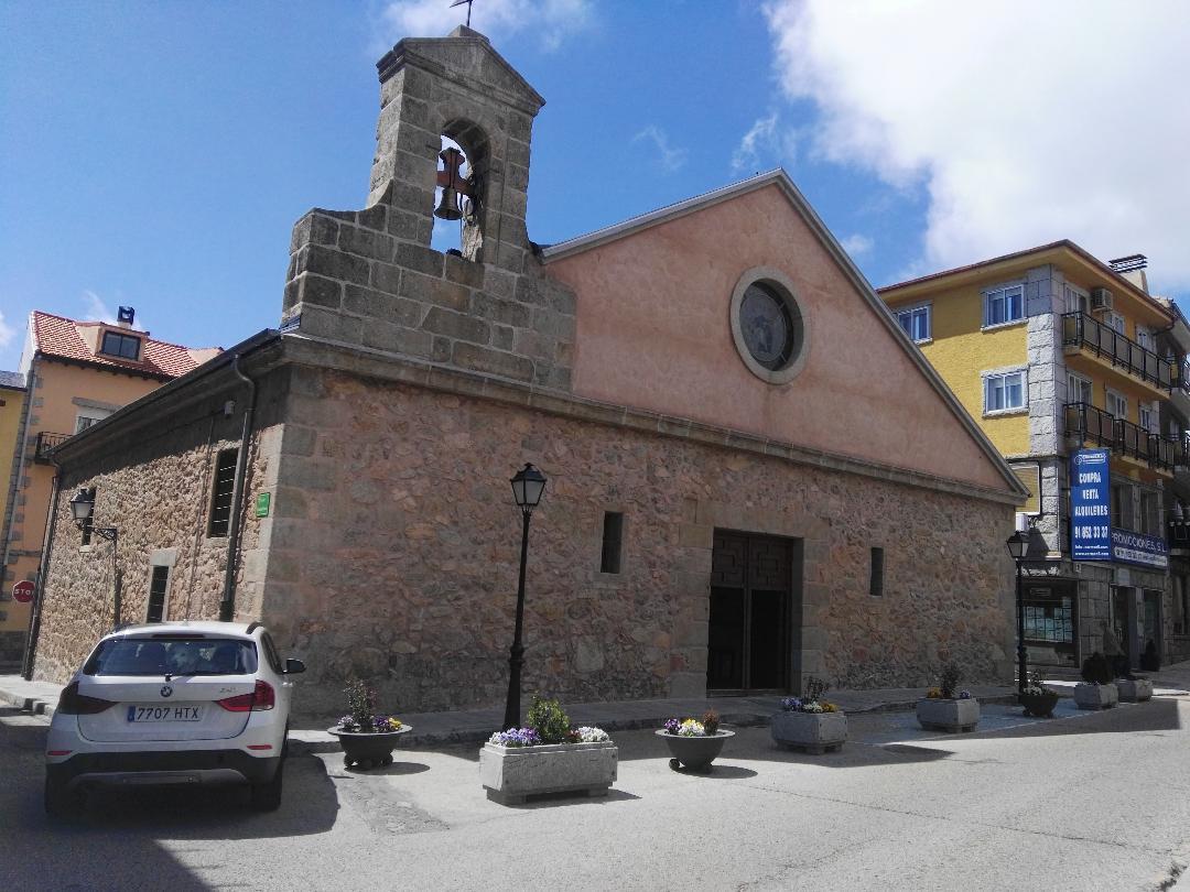 Cercedilla valle de la fuenfr a comunidad de madrid for Oficina turismo cercedilla
