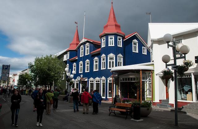 Callejeando por Akureyri