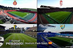 Spain Mini Stadium Pack - PES 2020