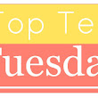 Top Ten Tuesday #5 - Favorite Books I Read Before I Was A Blogger