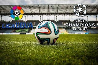 Hak Siar Liga Spanyol dan Champions Eropa