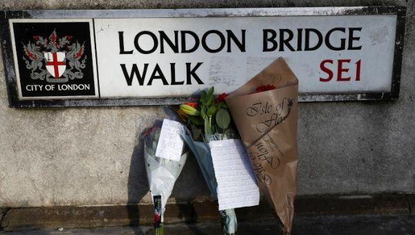 Reino Unido identifica al autor del ataque en Puente de Londres