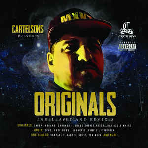 CartelSons - Originals (Unreleased & Remixes) (2017) - Album Download, Itunes Cover, Official Cover, Album CD Cover Art, Tracklist