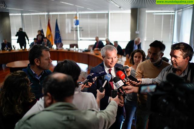 El Gobierno de Canarias pone en marcha la reforma de la Ley del Transporte por Carretera para adecuarla a la realidad actual