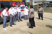 Ops Bina Kusuma Muang Hari ke-6, Polres Serang Terus Tekan Penerapan Prokes kepada Warga