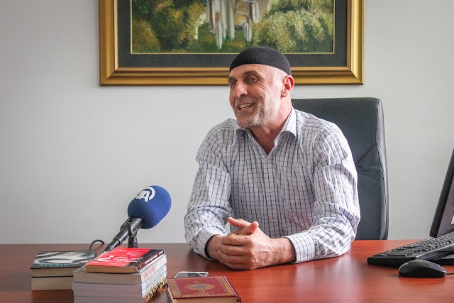 Hafiz Sulejman Bugari u petak predvodi džuma namaz u Gusinju