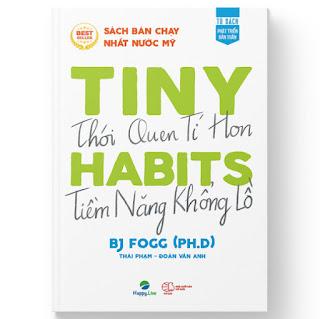 Tiny Habits : Thói quen tí hon - Tiềm năng khổng lồ ebook PDF-EPUB-AWZ3-PRC-MOBI