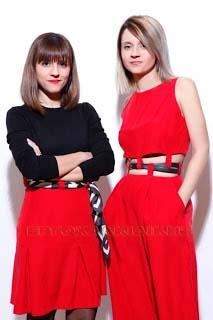Δύο Χαλκιδικιώτισσες αδερφές διακρίνονται στο χώρο της μόδας