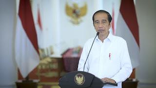 Kutuk Aksi Teror di Makassar, Presiden Perintahkan Kapolri Bongkar Jaringan Pelaku