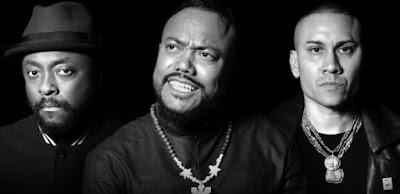 A banda The Black Eyed Paes está de volta e com novidade