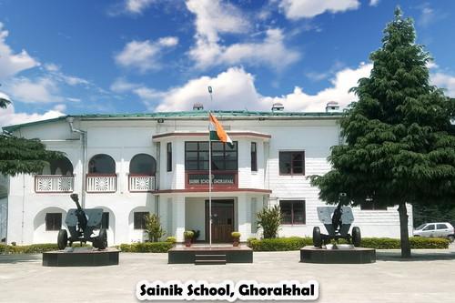 Sainik School, Ghorakhal