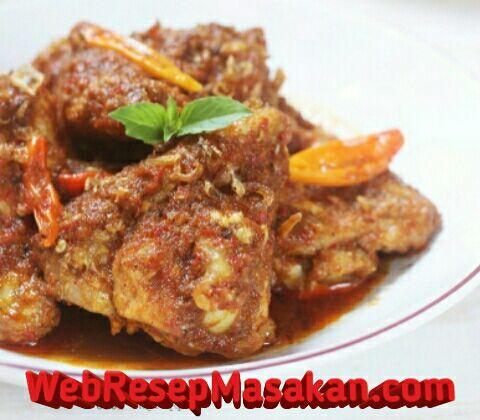 Krengsengan ayam, resep krengsengan ayam, Cara membuat krengsengan ayam,