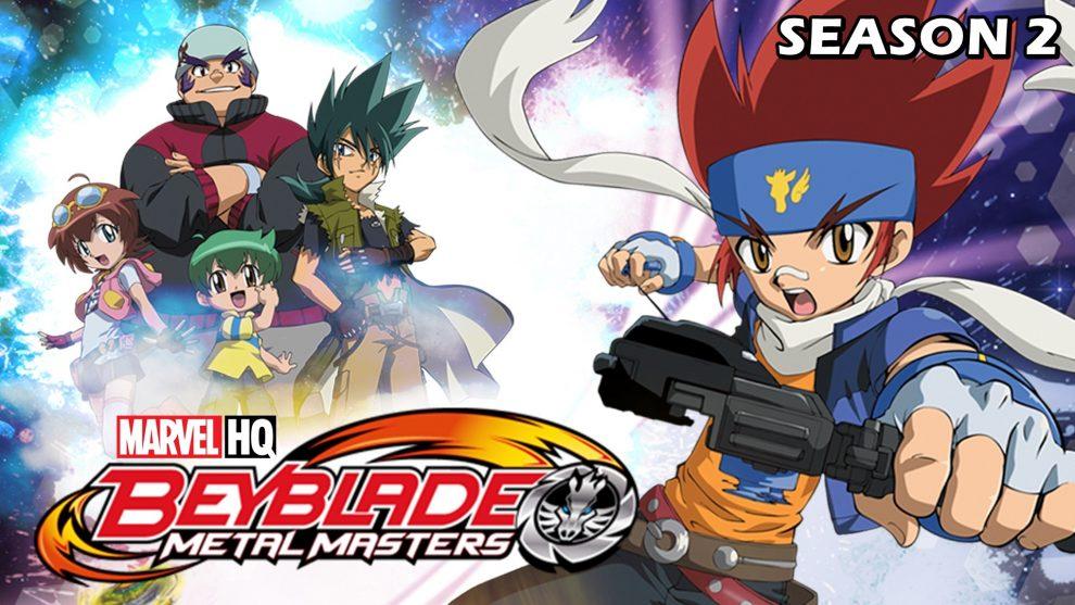 Beyblade Metal Masters Season 2 Hindi Episodes Download