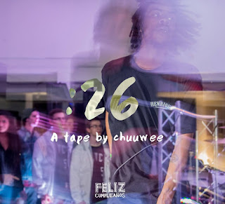 Chuuwee - 26 (EP) (2016) - Album Download, Itunes Cover, Official Cover, Album CD Cover Art, Tracklist