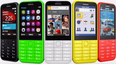 Firmware Nokia 225 Dual SIM RM-1011 Version 20.10.11