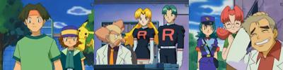 Pokémon - Temporada 6 - Corto 5: El Rapto De Oak