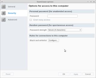 Cara Mengatur Password TeamViewer Menjadi Permanen