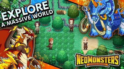 Download Neo Monsters Mod Apk