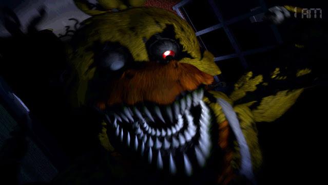 Imagem do Five Nights at Freddy's 4
