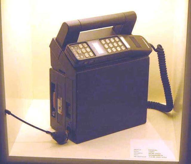 Equipo telefónico móvil