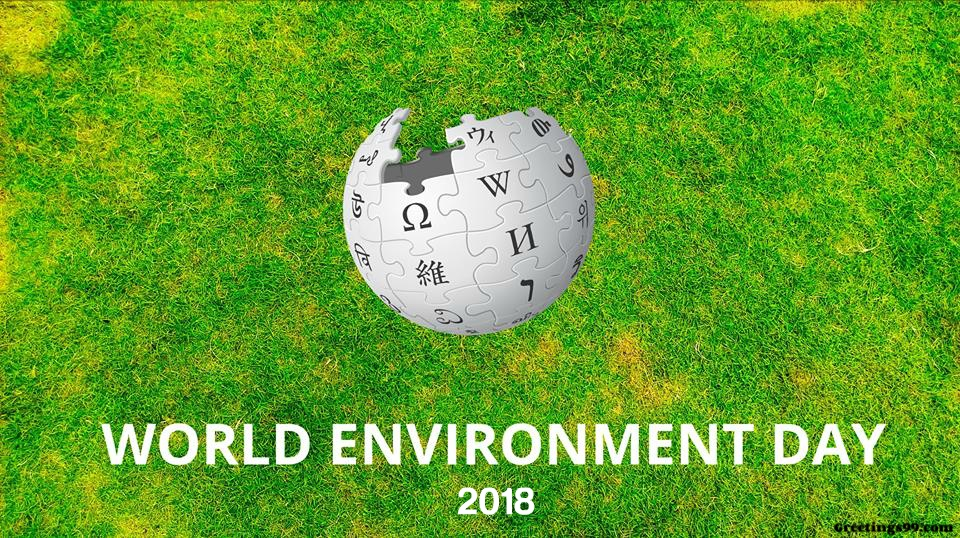 Image result for World Environment Day 2018 images