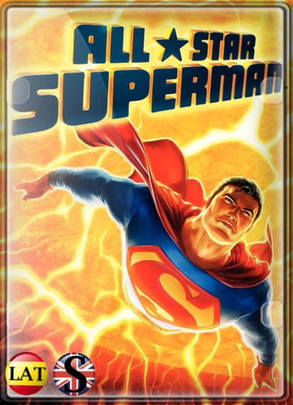 Superman Viaja Al Sol (2011) FULL HD 1080P LATINO/INGLES