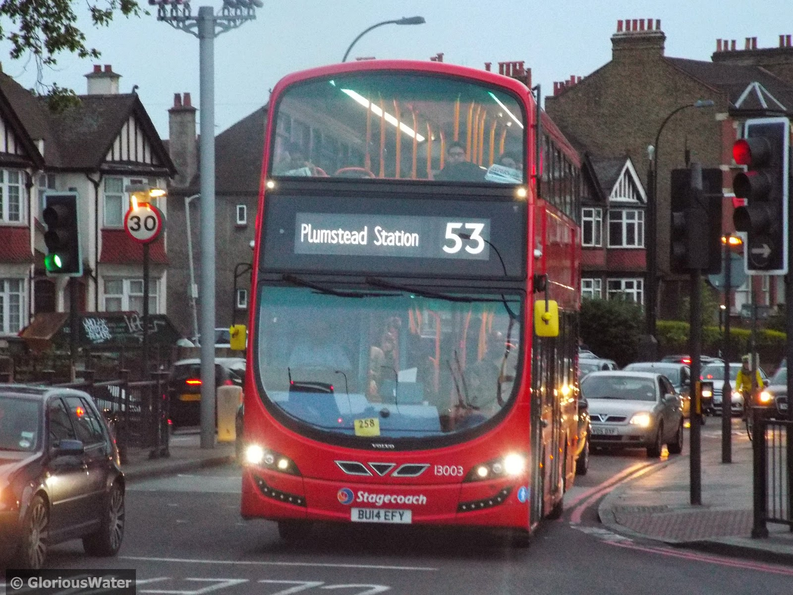 The London Bus Blog December 2014