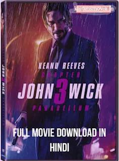 John Wick 3 Full movie download in Hindi filmyzilla