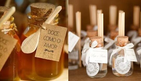 Ideias para Bodas de Açúcar ou Perfume