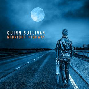 "Το τραγούδι του Quinn Sullivan ""Tell Me I'm Not Dreaming"" από το album ""Midnight Highway"""