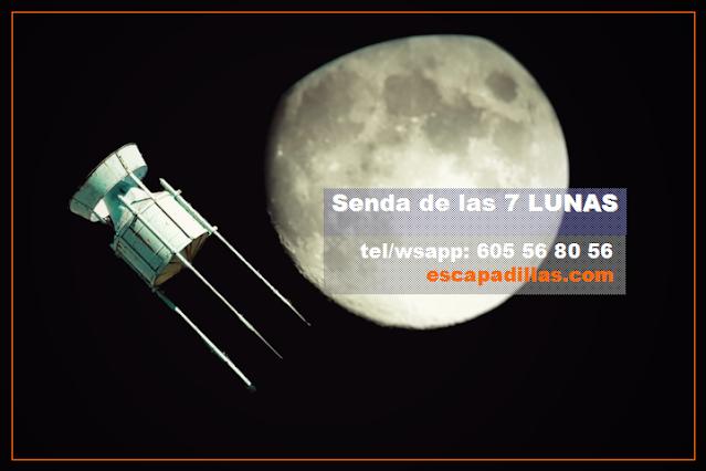 Por la senda de las siete Lunas con - escapadillas.com