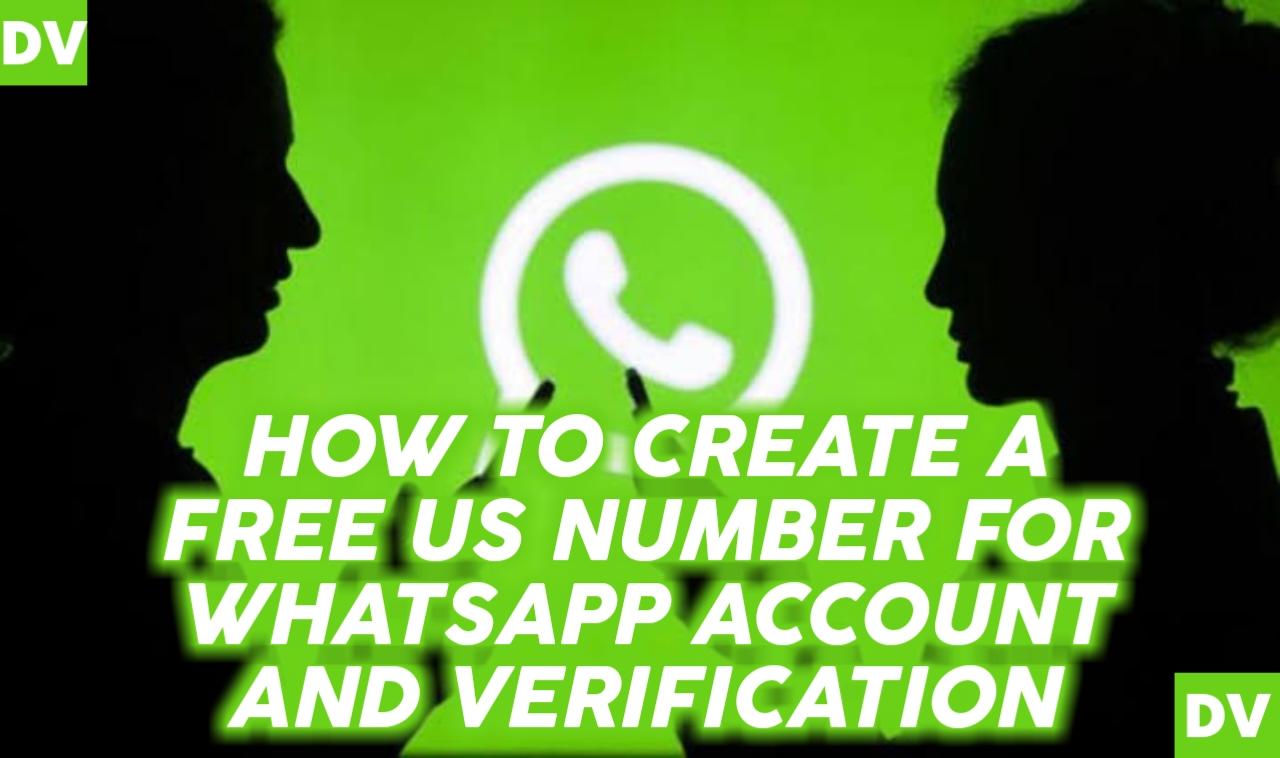 Us whatsapp number