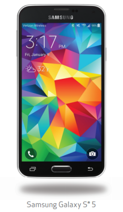 Android 5.0 Lollipop finally here for Verizon Samsung Galaxy S5 : eAskme
