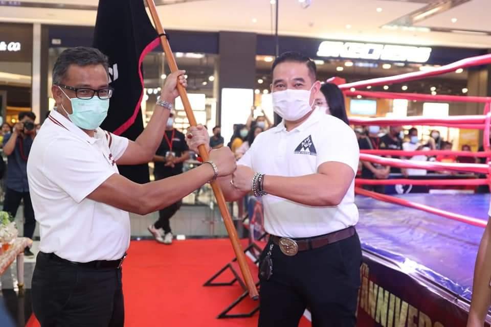 Sekdako  Membuka Tournament BFC Piala Walikota Batam